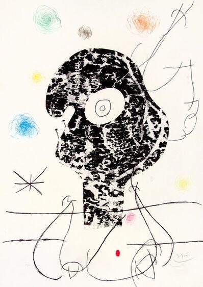 Joan Miró, 'Emehpylop', 1968