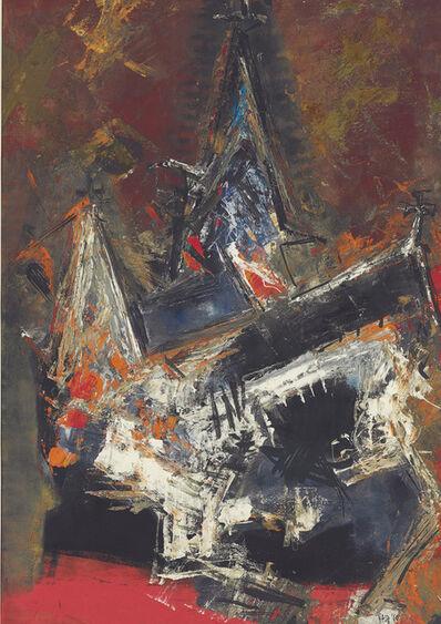S. H. Raza, 'Untitled', 1960