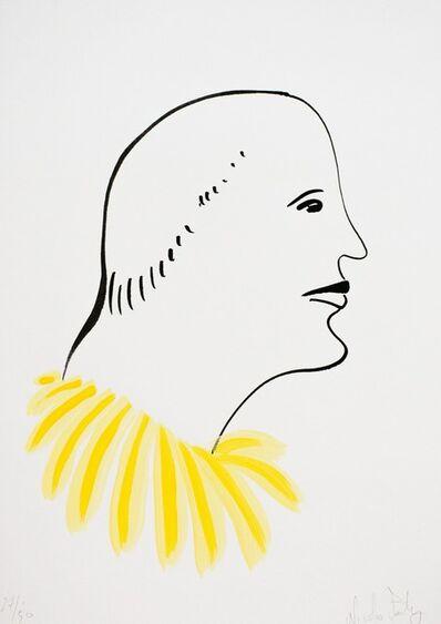 Nicolas Party, 'Untitled (yellow)', 2016