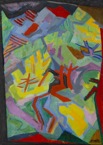 André Lhote, 'La Forêt à La Cadière', 1958