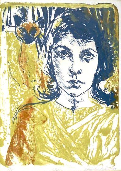 Sidney Goodman, 'Eileen', 1958