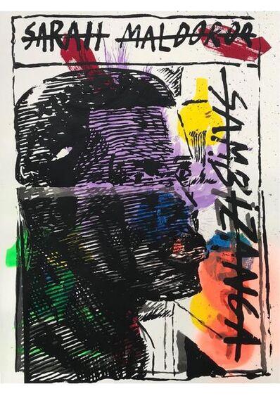 "Francisco Vidal, '""Sambizanga #8""', 2020/21"