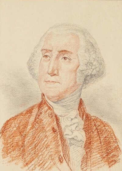 Unknown, 'Portrait of George Washington', End of 18th Century