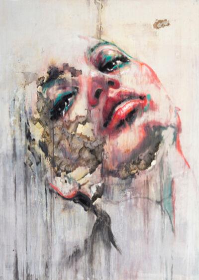 juan miguel palacios, 'Wounds CCV', 2019
