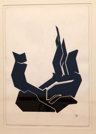 Pablo Palazuelo, 'Sinesis XII', 1999