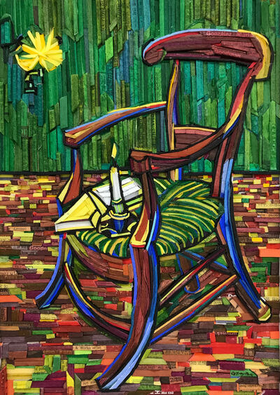 Kyu-Hak Lee, 'Gauguin's Chair #5', 2018