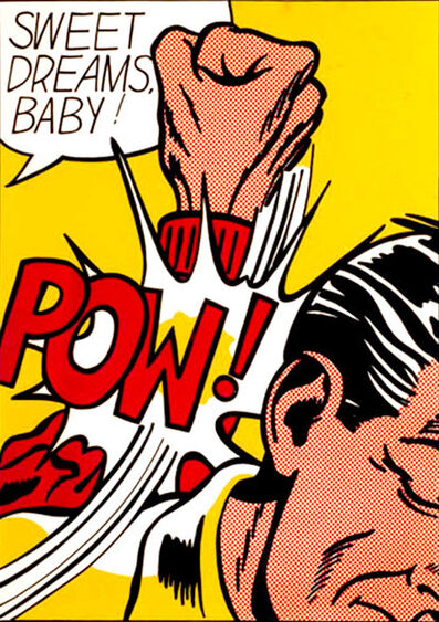 Roy Lichtenstein, 'Sweet Dreams Baby!', 1966