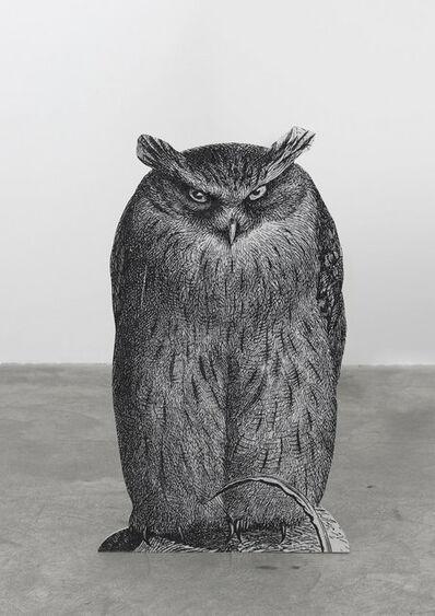 Jakob Kolding, 'The Owl', 2014