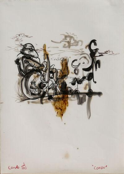 """George Condo, '""""Condo""""', 1983"""