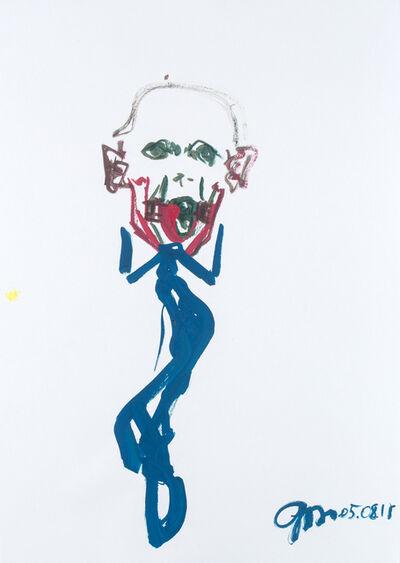 Gintaras Makarevicius, 'Dancing Tie', 2018