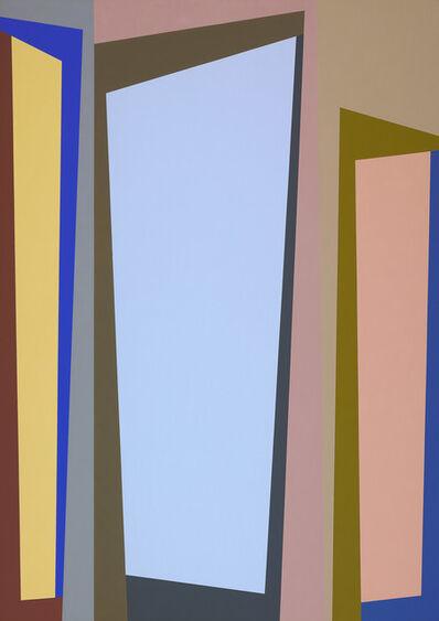 Karl Benjamin, '#8, 1987', 1987