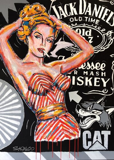John Stango, 'Whiskey Girl', 2018
