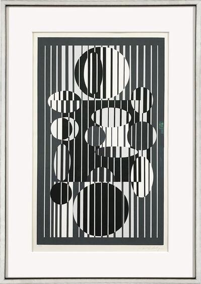 Victor Vasarely, 'IACA', 1963