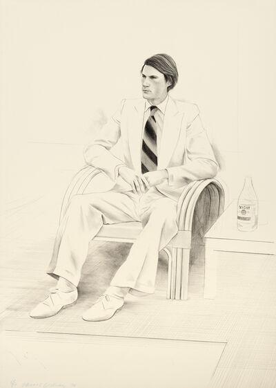 David Hockney, 'Joe Mc Donald', 1976
