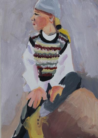 Chantal Joffe, 'Pull-over', ca. 1995