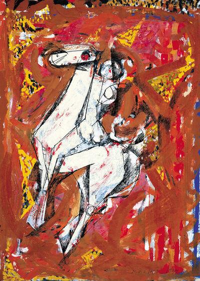 Marino Marini, 'Cavallo e Cavaliere', 1955