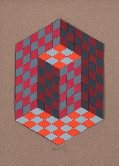 Victor Vasarely, 'Composition', circa 1967