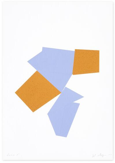 Joel Shapiro, 'Boat, Bird, Mother and Child (b)', 2009