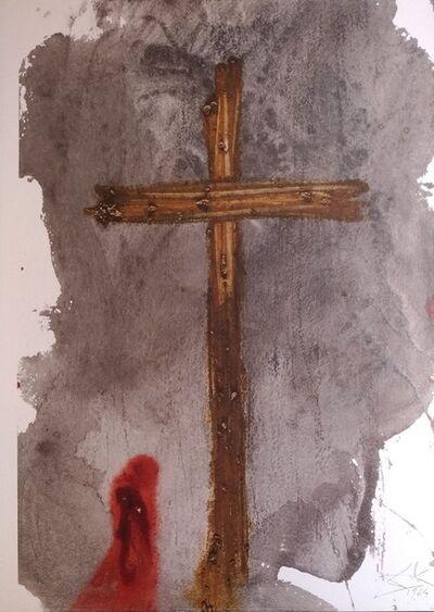 """Salvador Dalí, 'Vere, hic homo iustus erat - From """"Biblia Sacra""""', 1964"""