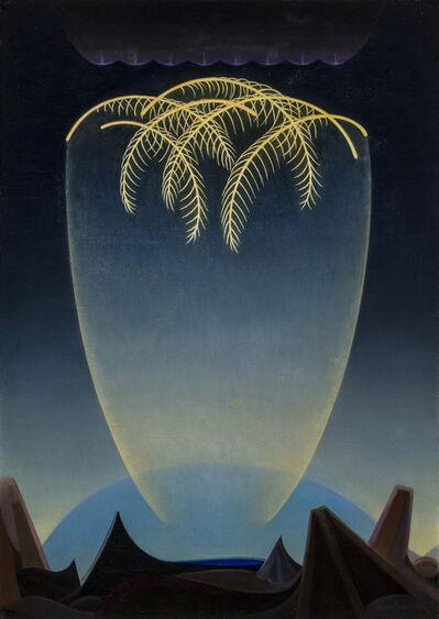 Agnes Pelton, 'Messengers', 1932