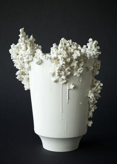 Veera Kulju, 'Popcorn vase', 2017