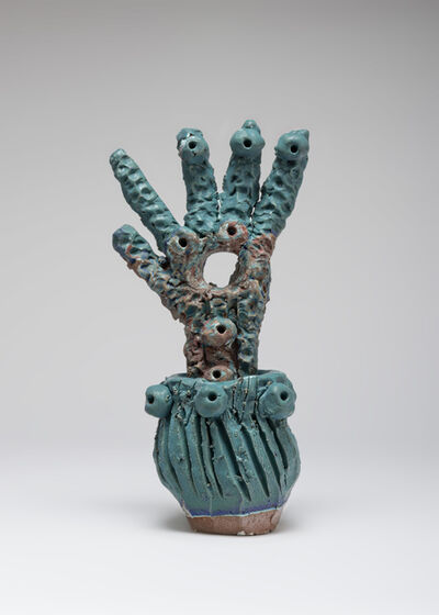 William J. O'Brien, 'Talk To The Hand', 2017