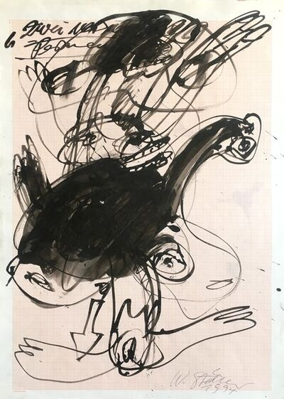 Walter Stöhrer, 'Untitled III', 1994