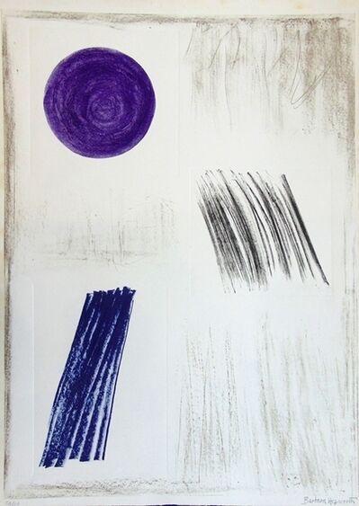 Barbara Hepworth, 'Autumn Shadow.', 1969