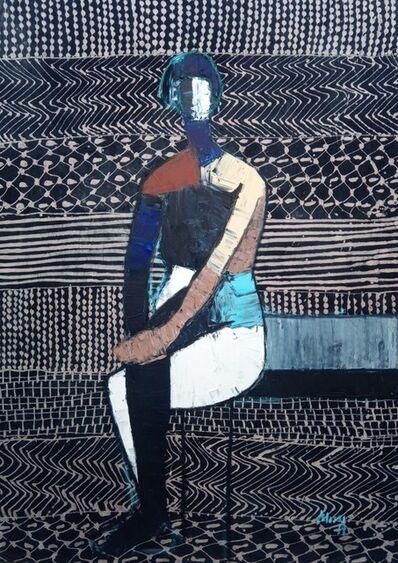 Alimi Adewale, 'Socialites I', 2019