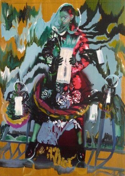 Beatriz Guzman Catena, 'Peindre 6'