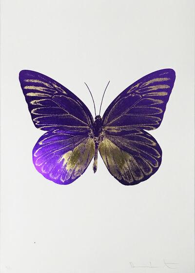 Damien Hirst, 'The Souls I, Imperialpurple-Orientalgold', 2010