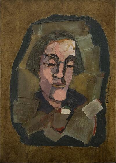 Benny Andrews, 'Poet', 1962