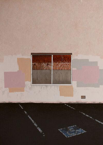 Jessica Hess, 'Wall II', 2017