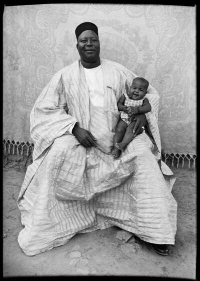 Seydou Keïta, 'Sans titre (MA.KE.161 BOX-NEG.01069)', 1948-1954