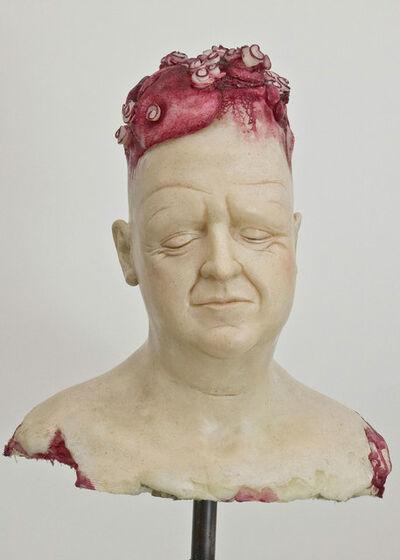Francesca Dalla Benetta, 'CUORE (portrait of Andrea Guglielmi) ', 2018