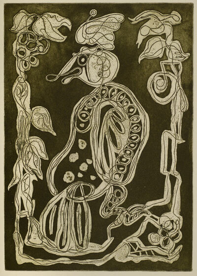 Maltby Sykes, 'Fabulous Bird'