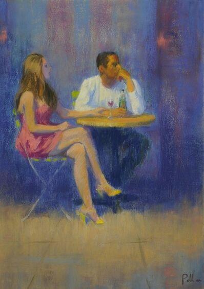 Joseph Peller, 'Café Couple', ca. 2014