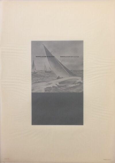 Fabio Mauri, 'Bruciano libri', 1976