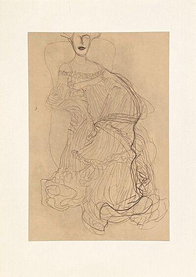 Gustav Klimt, 'Untitled II.XIV', 1964