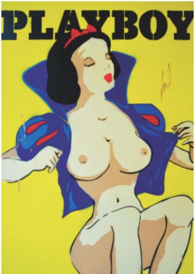 Luc Waring, 'Playboy', 2014