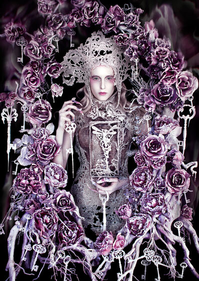 Kirsty Mitchell, 'The Queen's Centurion', 2012