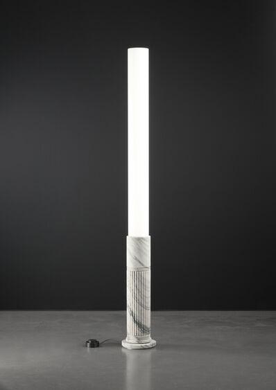 Karl Lagerfeld, 'Untitled VIII Floor Lamp - Arabescato', 2018