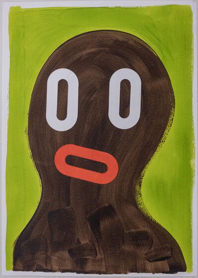 Boris Hoppek, 'Greencard bimbo'