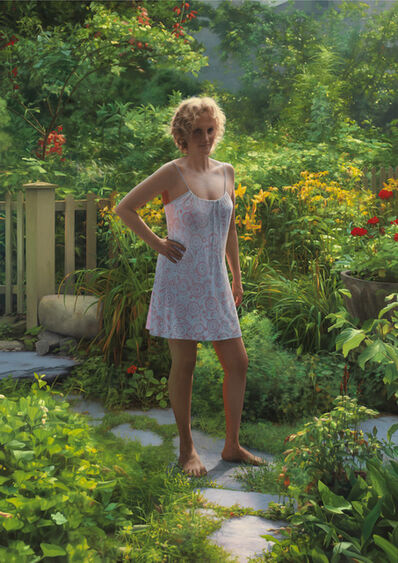 Scott Prior, 'Nanny in the Garden', 2009-2011