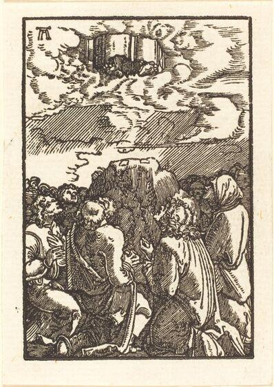 Albrecht Altdorfer, 'The Ascension', ca. 1513
