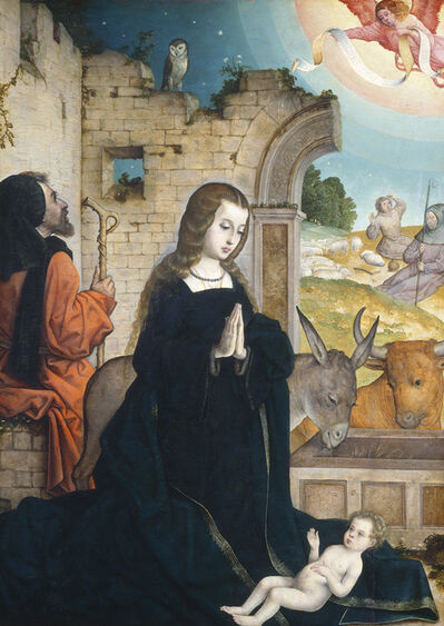 Juan de Flandes, 'The Nativity', ca. 1508/1519