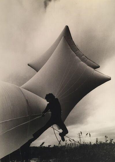 Josep Ponsatí, 'Inflatable at Granollers [Infable de Granollers]', 1971