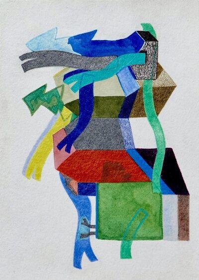 Sasha Hallock, 'Untitled, Small Works No. 47', 2018
