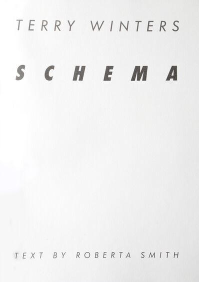 Terry Winters, 'Schema', 1988