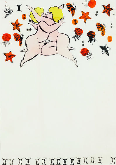 Andy Warhol, 'Gemini', 1956